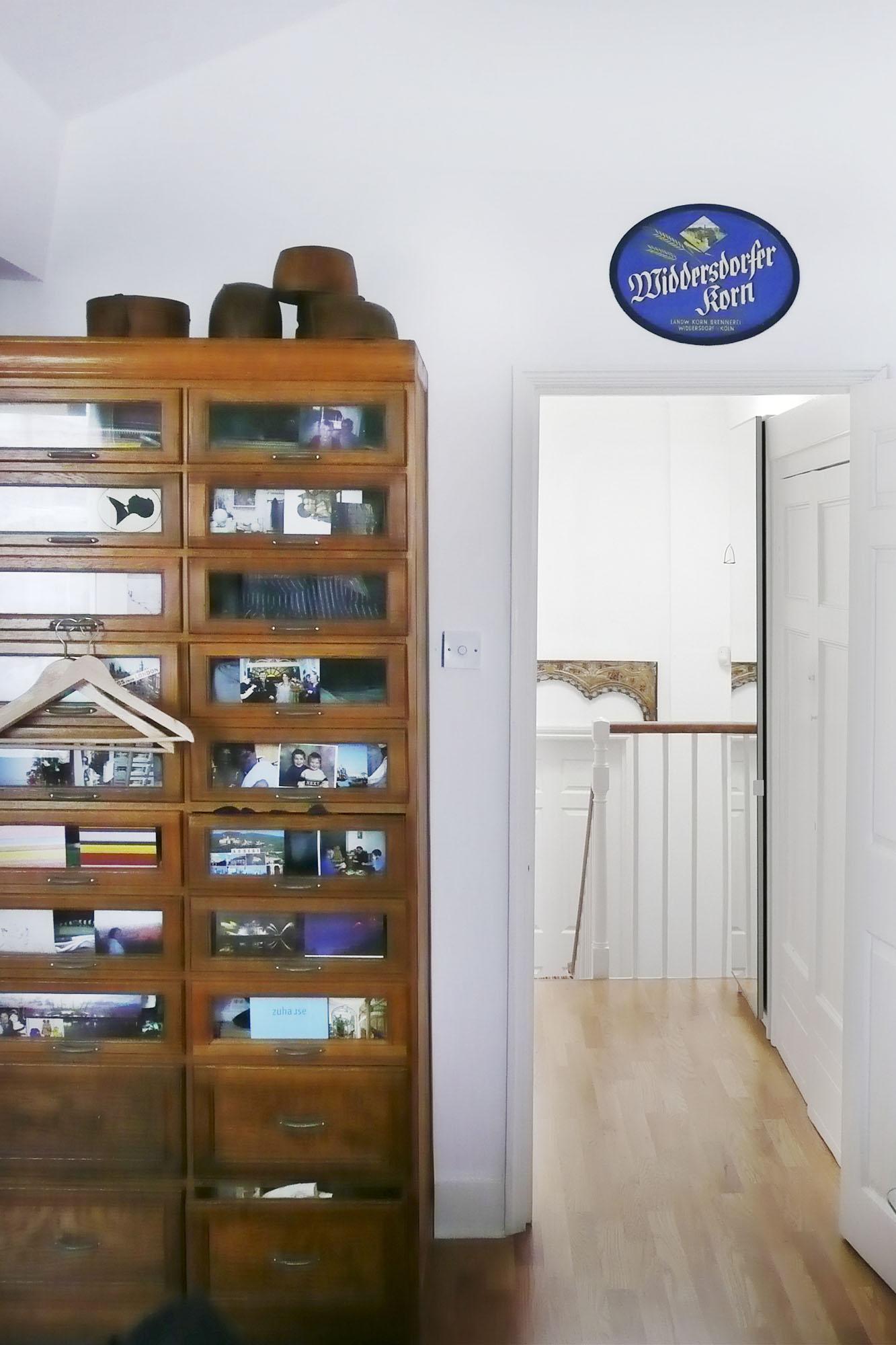 - marchini-architecture.com, - Clapham, - vintage dressing room