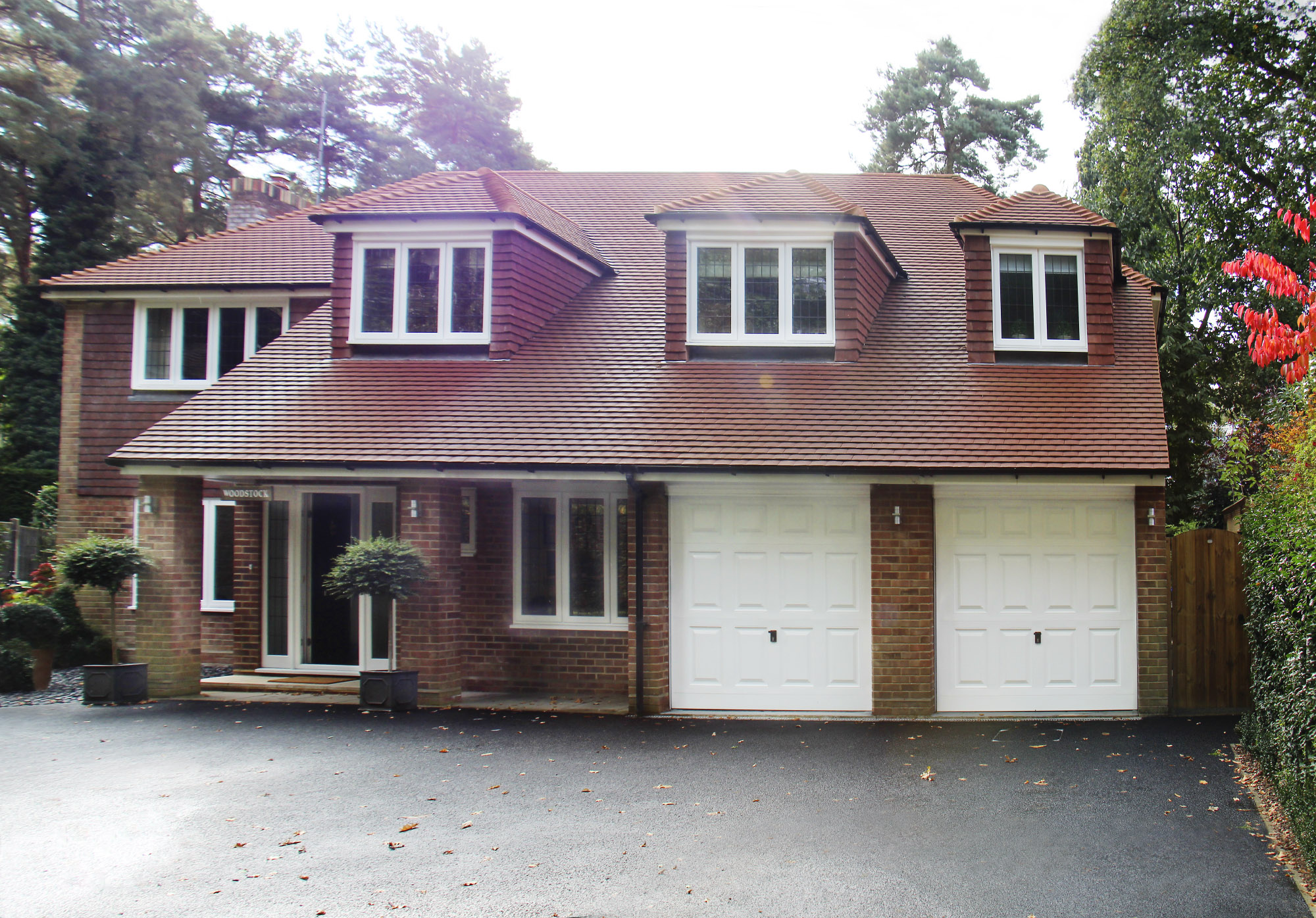 - marchini-architecture.com, - Woking, - loft extension, - new dormers