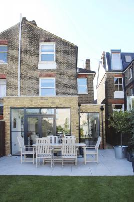 - marchini-architecture.com, - rear extension, - Streatham