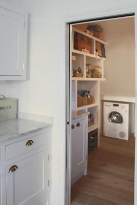 - marchini-architecture.com, - utility room, - Streatham