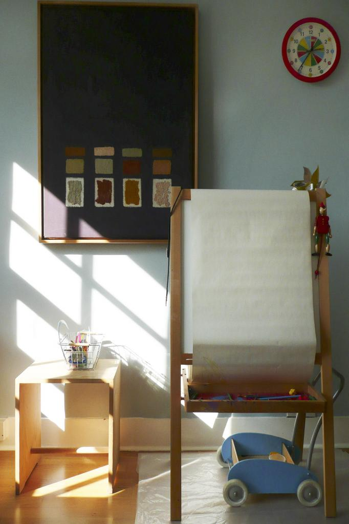 - marchini-architecture.com, - Clapham, - child's bedroom, - children's room