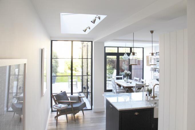 - marchini-architecture.com, - rear extension, - Crittall windows, - Streatham