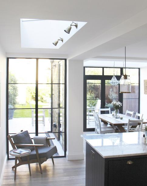 - marchini-architecture.com, - rear extension, - Crittall windows, - Streatham