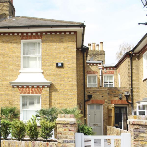 - marchini-architecture.com, - Putney, - loft extension, - basement extension, - rear extension, - front extension, - contemporary cottage