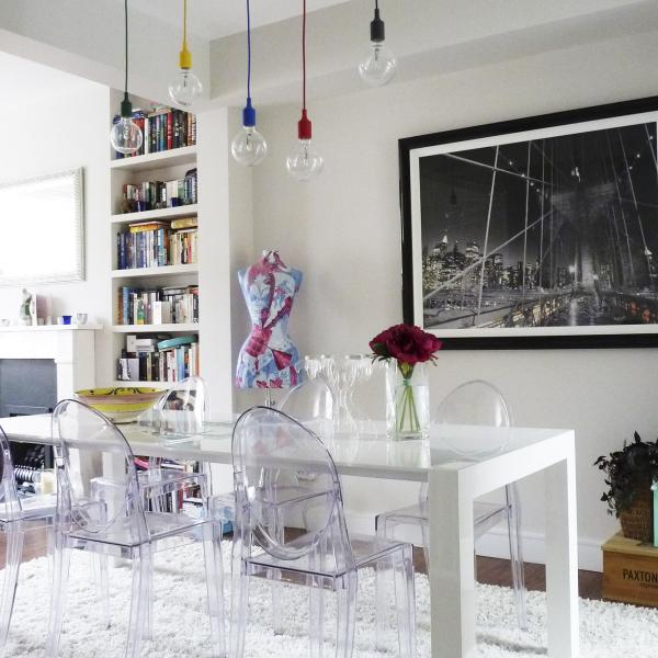 - marchini-architecture.com, - dining room, - modern dining, - Putney