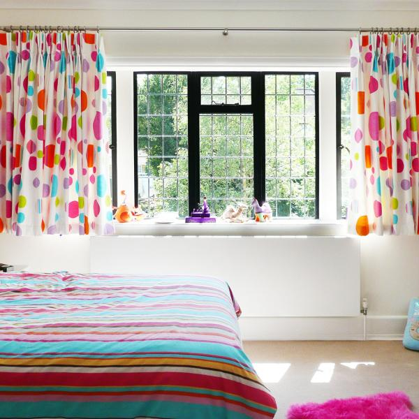 - marchini-architecture.com, - children's bedroom interior, - Cheam